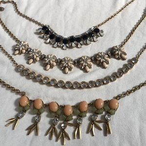 Glam Statement Necklaces